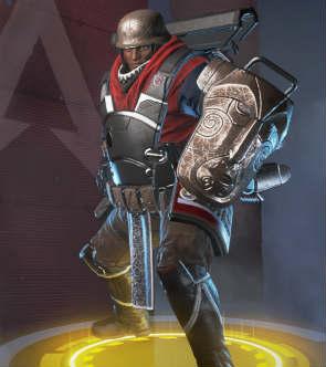 Apex Legends skins gibraltar ride or die
