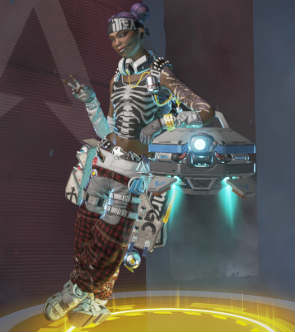 Apex Legends skins lifeline london calling
