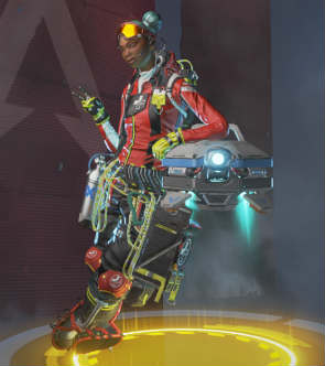Apex Legends skins lifeline vital signs