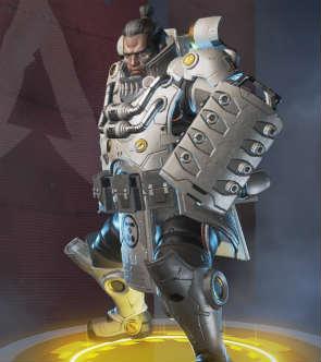 Apex Legends skins gibraltar millennium tusk