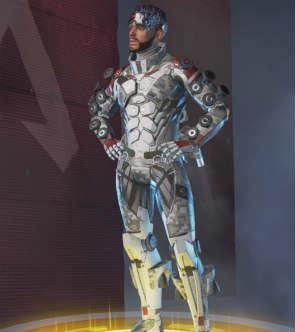 Apex Legends skins mirage ghost machine