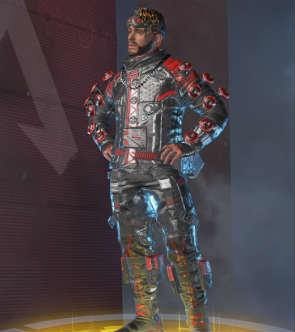 Apex Legends skins mirage the prestige