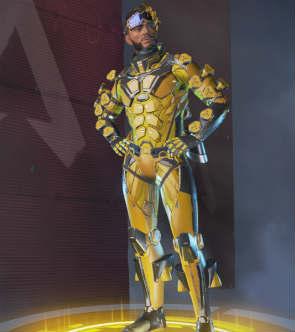 Apex Legends skins mirage the revenger