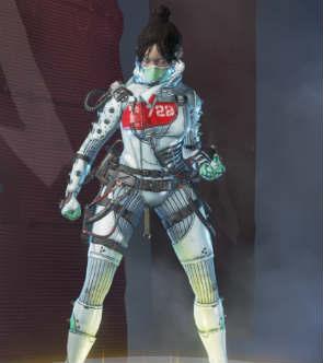 Apex Legends skins wraith quarantine 722