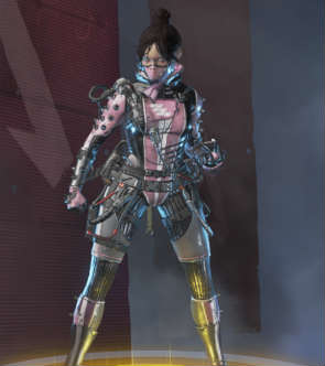 Apex Legends skins wraith void specialists
