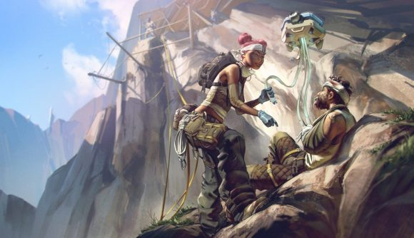 Apex legends characters guide lifeline