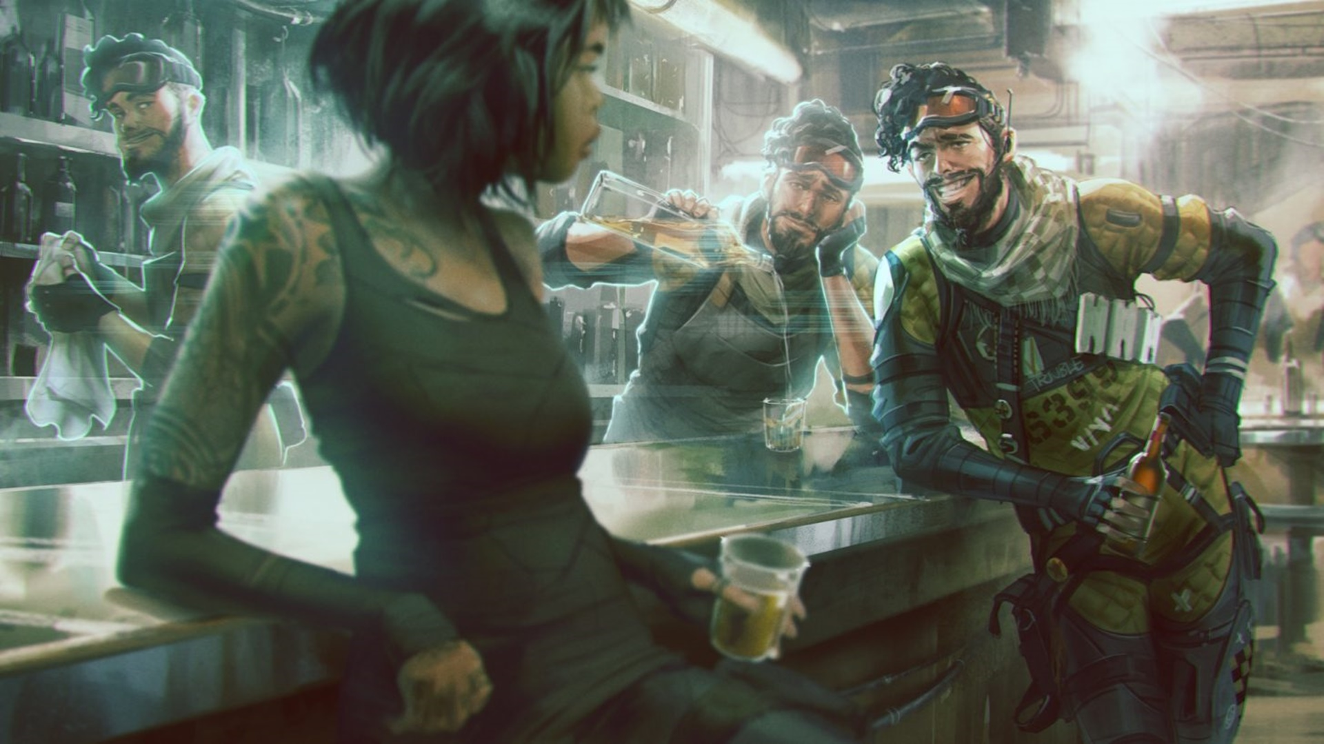 Apex Legends characters guide: all hero abilities detailed | PCGamesN