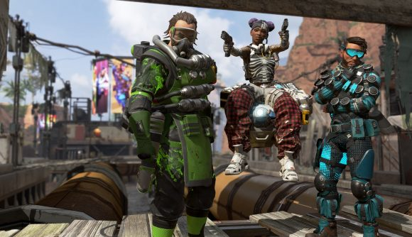Apex legends tips characters