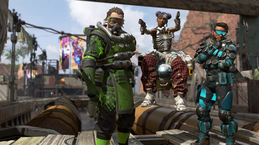 Apex Legends tips – our guide to Respawn's battle royale