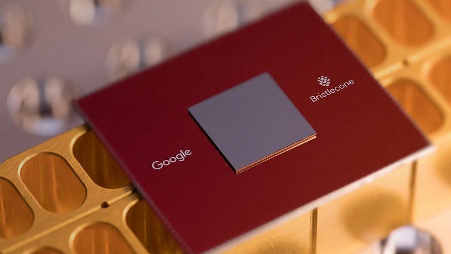 Google Bristlecone quantum processor