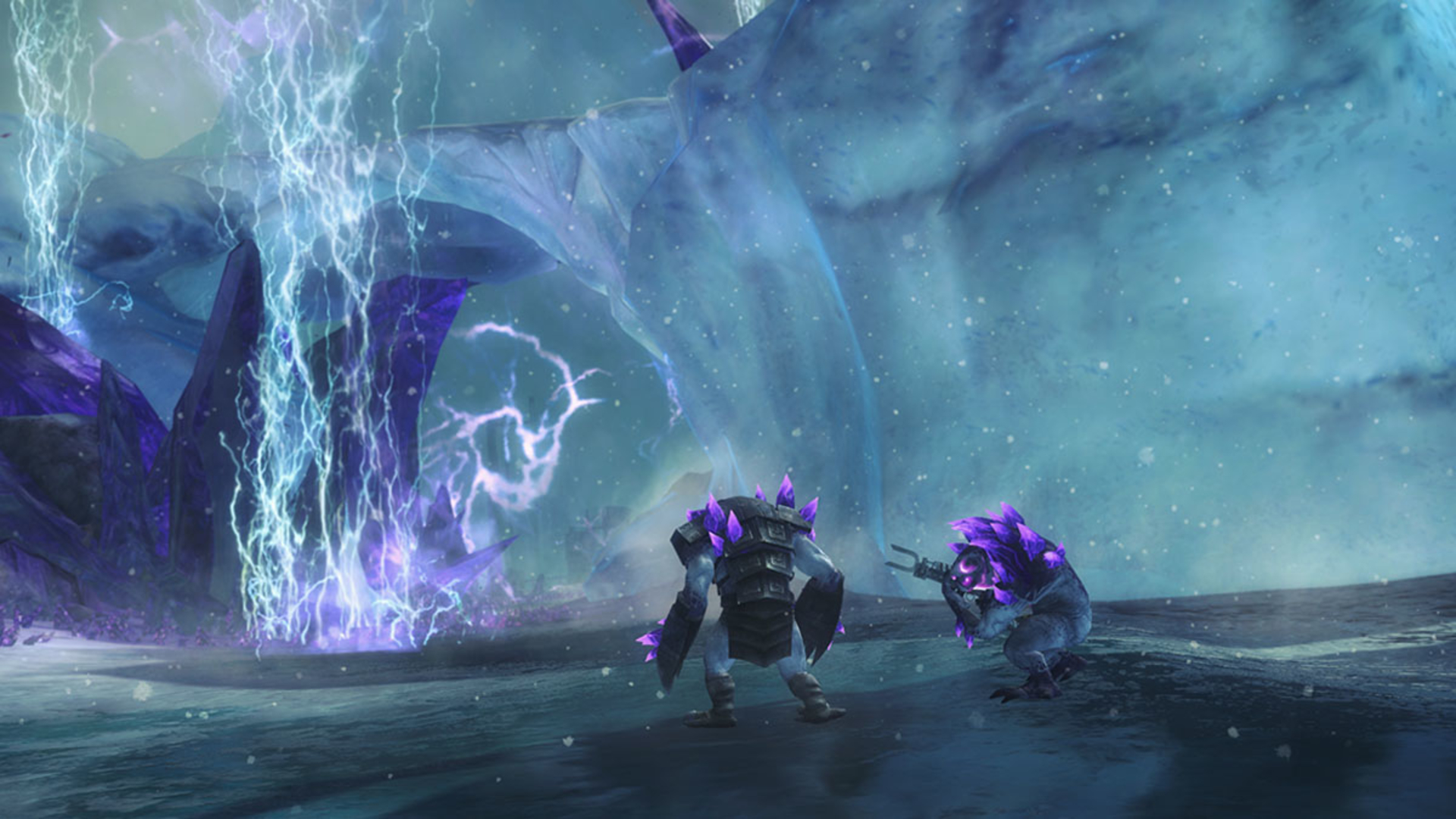 The full Guild Wars 2 All or Nothing interview – crystal dragons