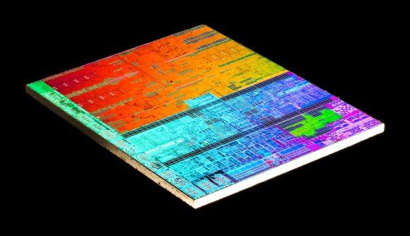 Intel CPU with processor graphics