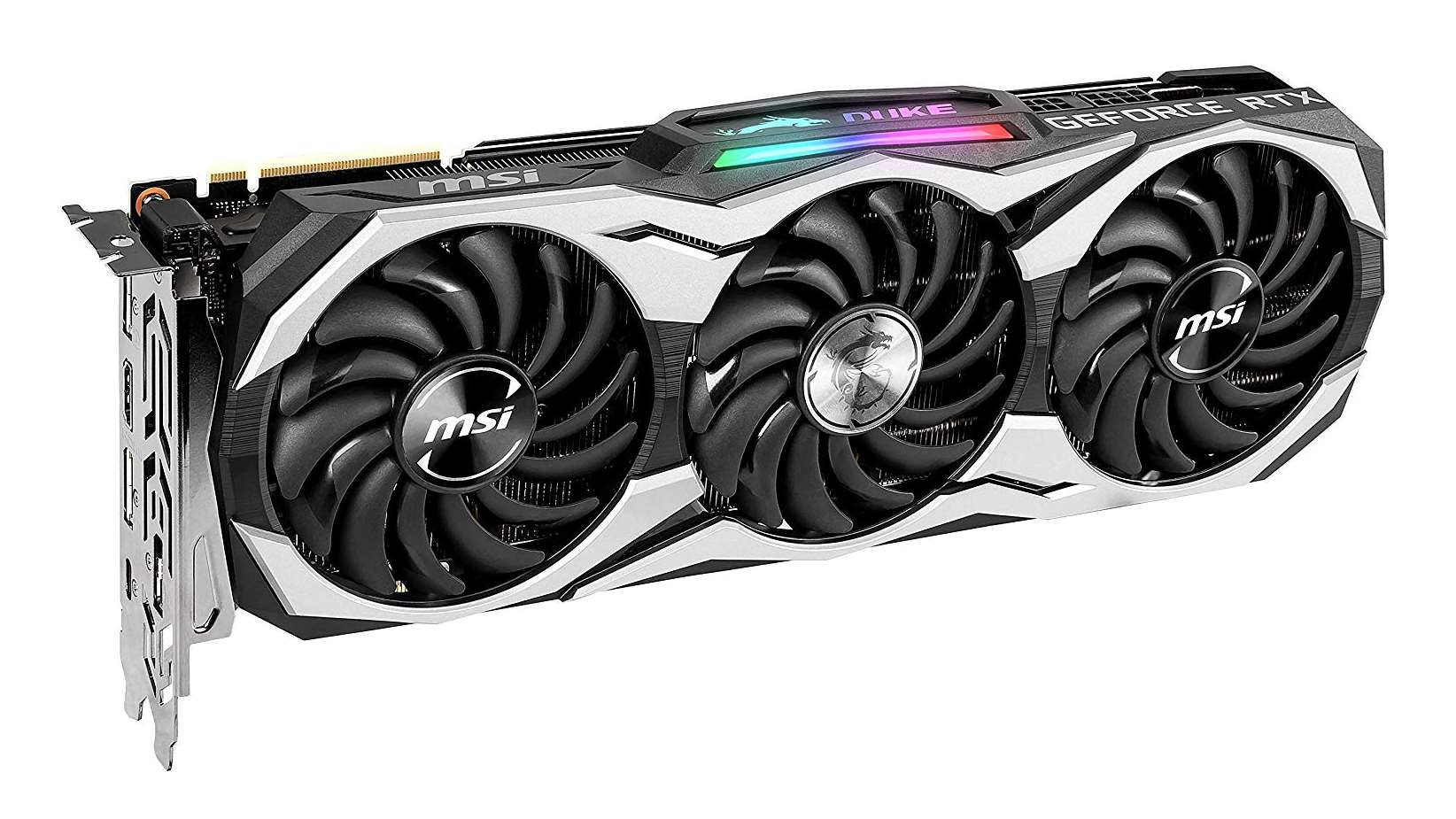 MSI RTX 2080 Duke review: gaming substance without the Nvidia style