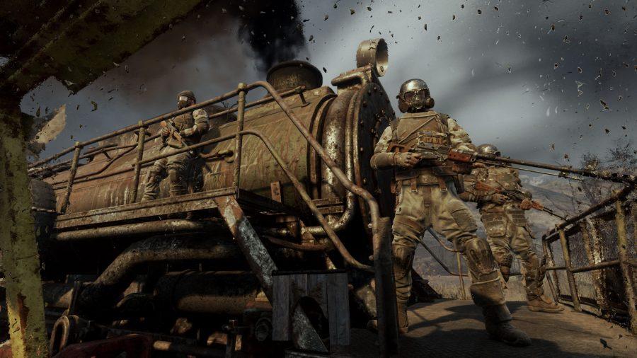 Metro exodus pc review