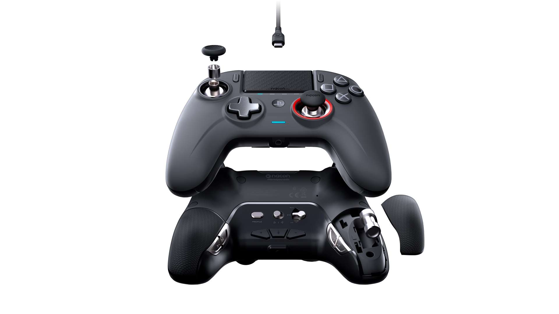 The Xbox One Elite controller has got some serious PS4