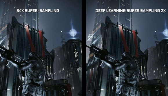 """AMD dismisses Nvidia's DLSS for its """"image artefacts"""" and"""
