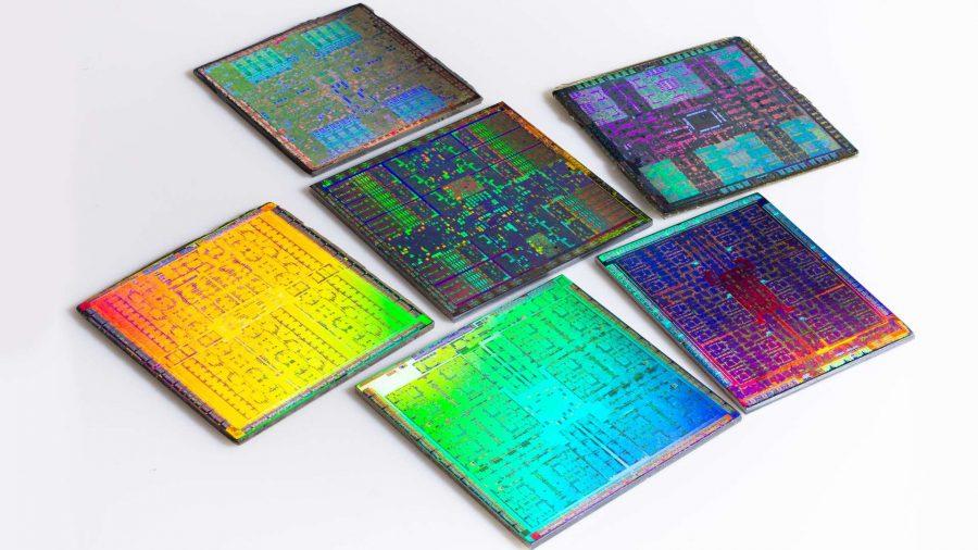 Nvidia GPUs through the ages