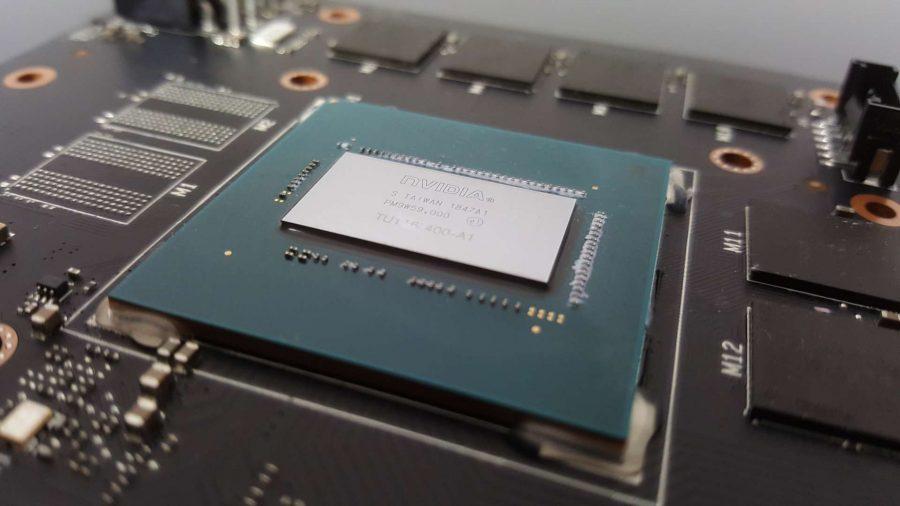 Nvidia GTX 1660 Ti TU116 GPU