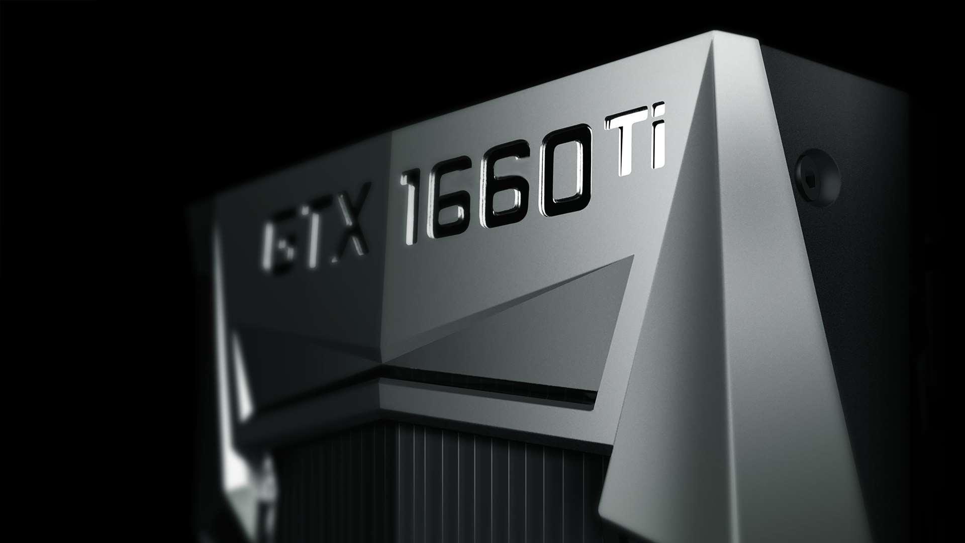 Αποτέλεσμα εικόνας για GTX 1660 Ti NVIDIA