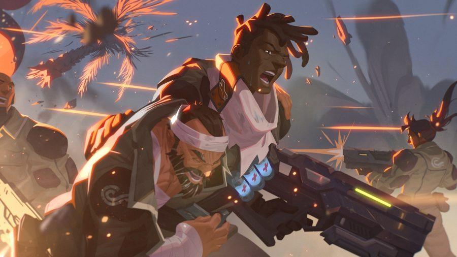 Overwatch Baptiste abilities