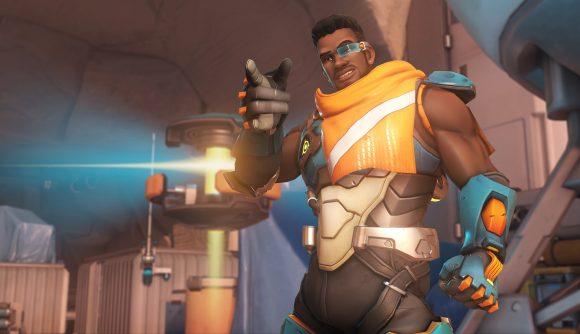 Overwatch Baptiste abilities intro