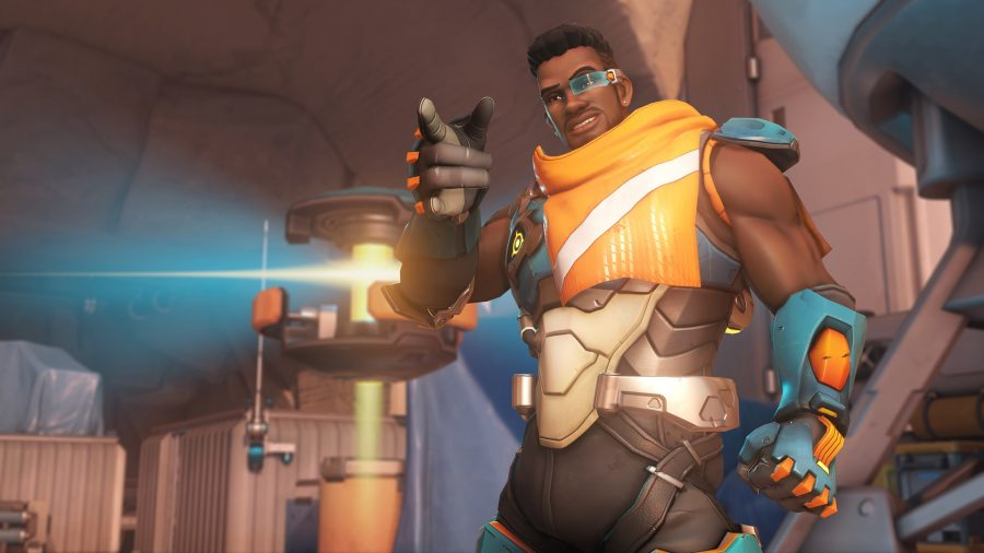 Overwatch's 30th Hero is the Haitian Healer Baptiste, New Teaser Trailer Released