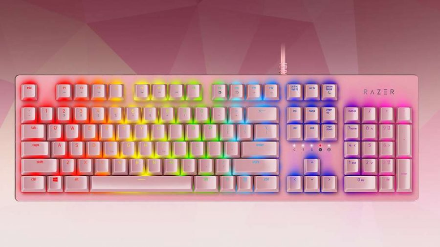 Razer Huntsman Quartz