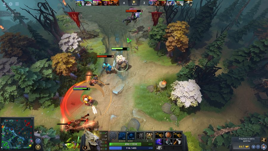 The 10 Best Dota 2 Games Ever Played | Dot Esports