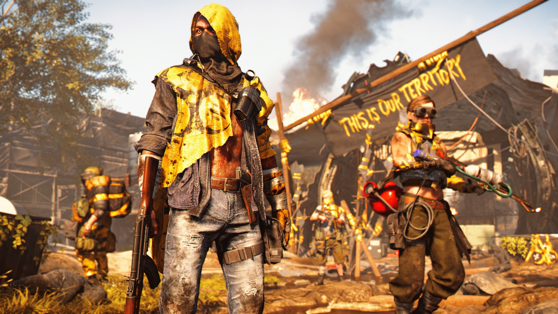 The Division 2 gets tests servers starting this month | PCGamesN