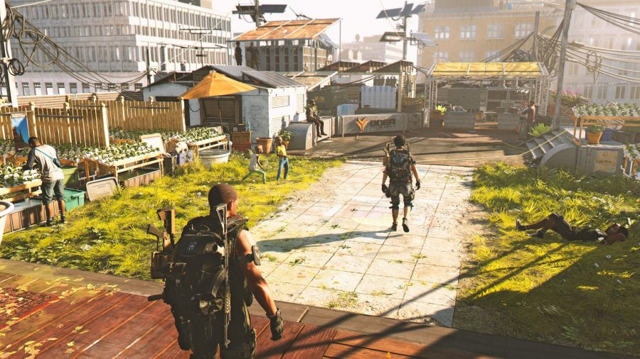 The Division 2 clans: account limit, ranks, progression, and clan