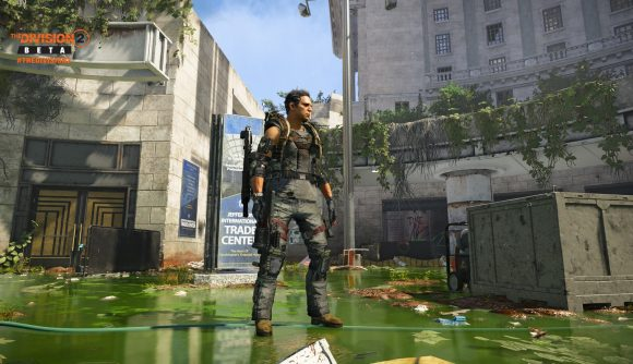 The Division 2's private beta includes endgame characters and a new