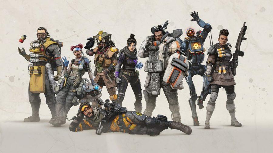 all apex legends skins