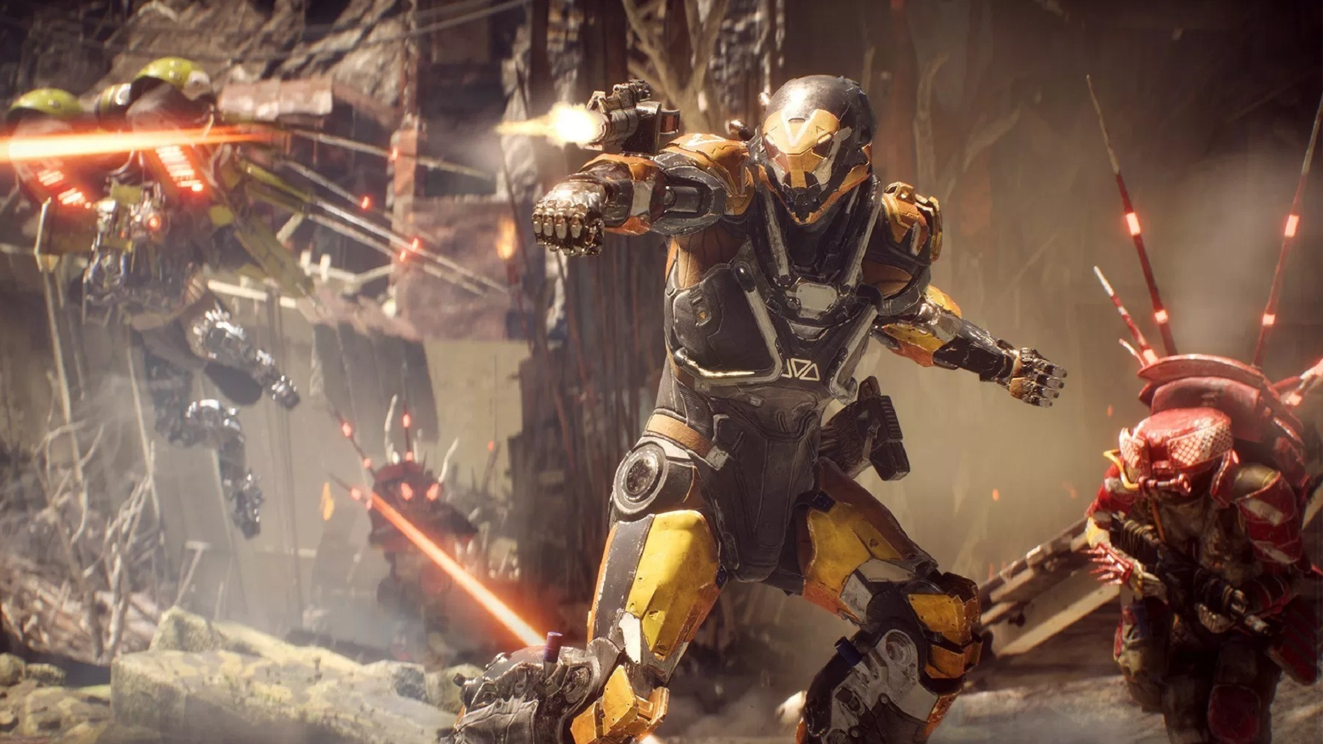 Image result for anthem cataclysm update