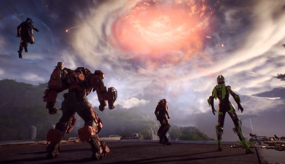 Anthem Post-Launch and Endgame Content Revealed