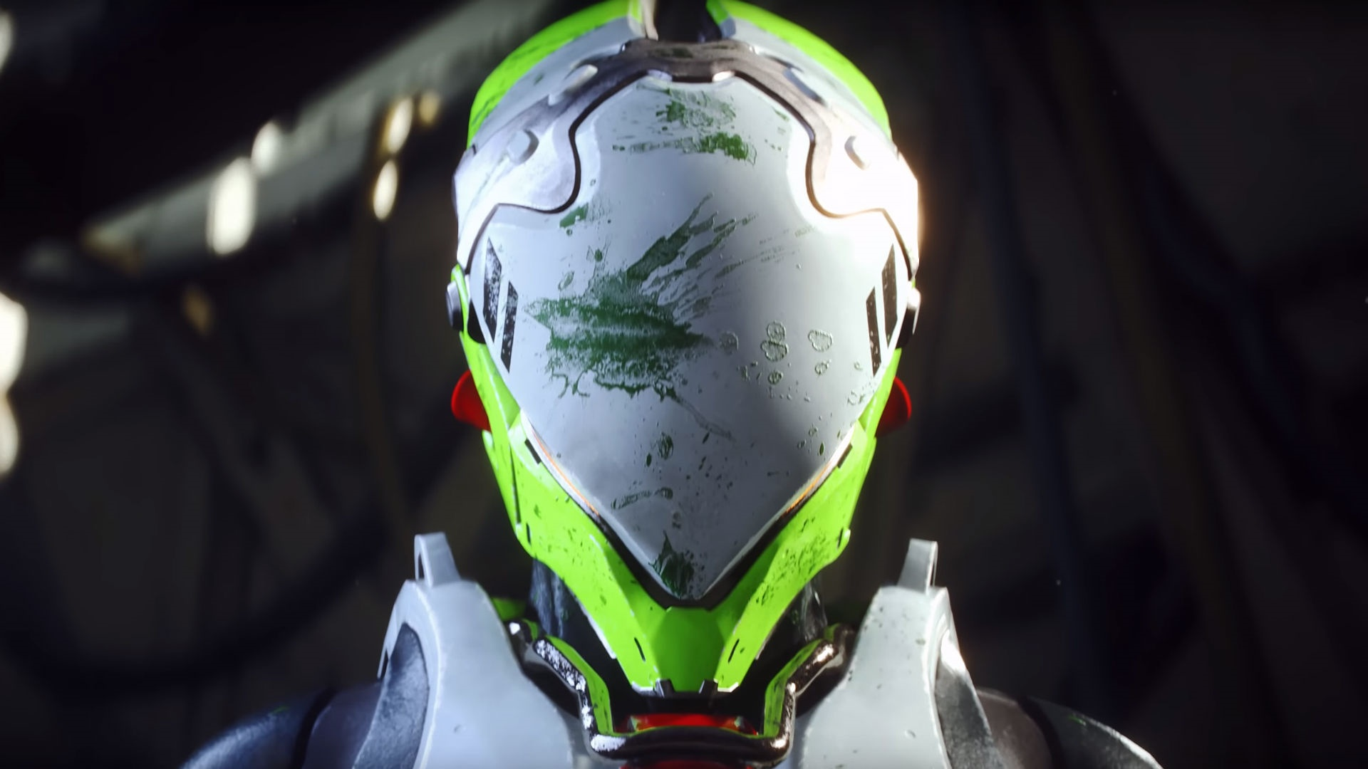 Anthem Interceptor Build One Of The Best Combo Set Ups To Get You Started In Bioware S Space Romp Pcgamesn