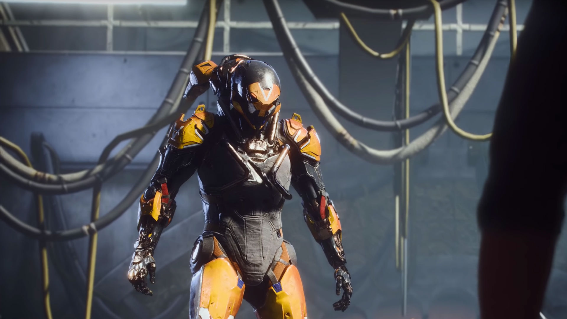 Anthem's lead producer leaves after eight years with BioWare