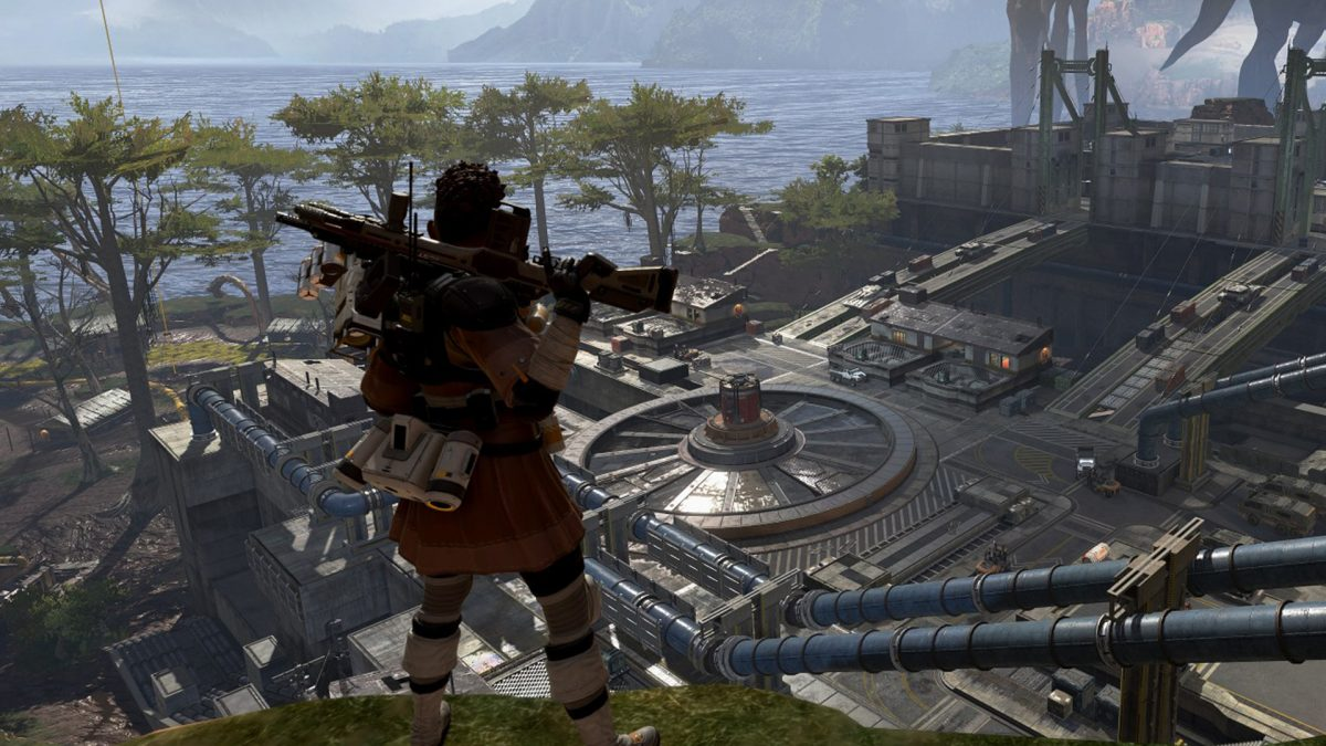 A month after release, Apex Legends player count tops 50