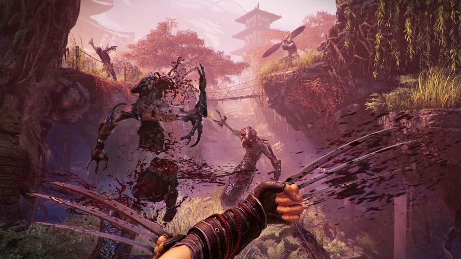 best ninja games shadow warrior 2