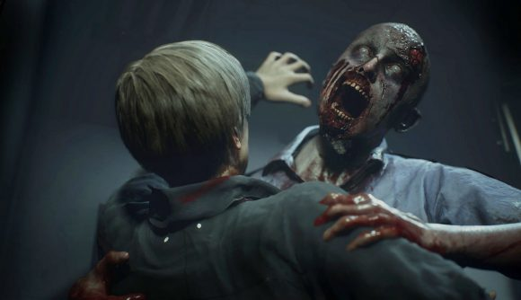 best zombie games resident evil 2 remake