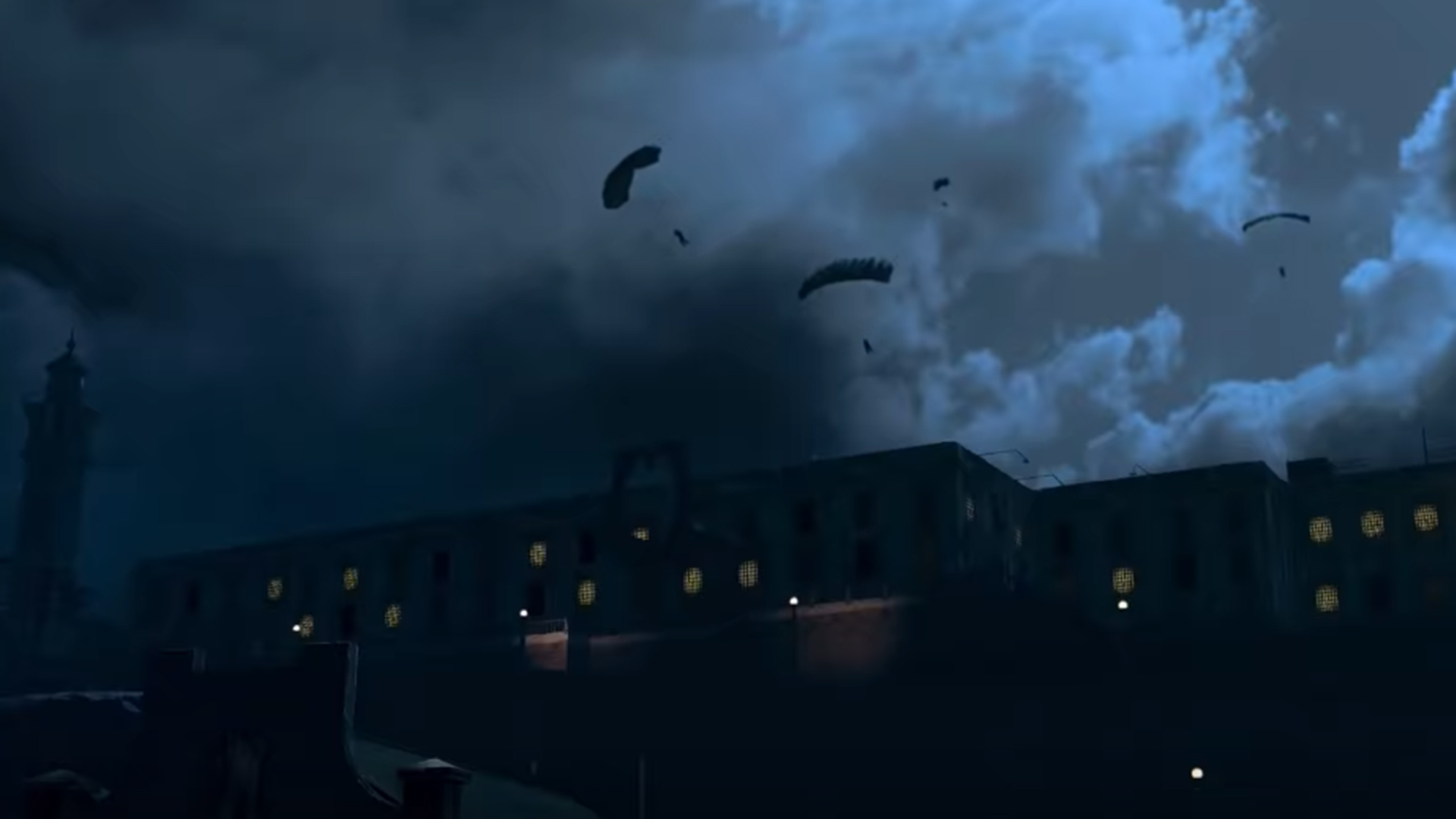 Ghost Town comes to Black Ops 4 Blackout – Alcatraz and a night mode should follow
