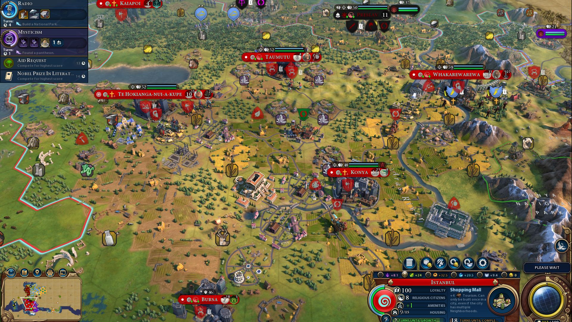 Civilization 6 Maori guide: how to win a 4X without an X