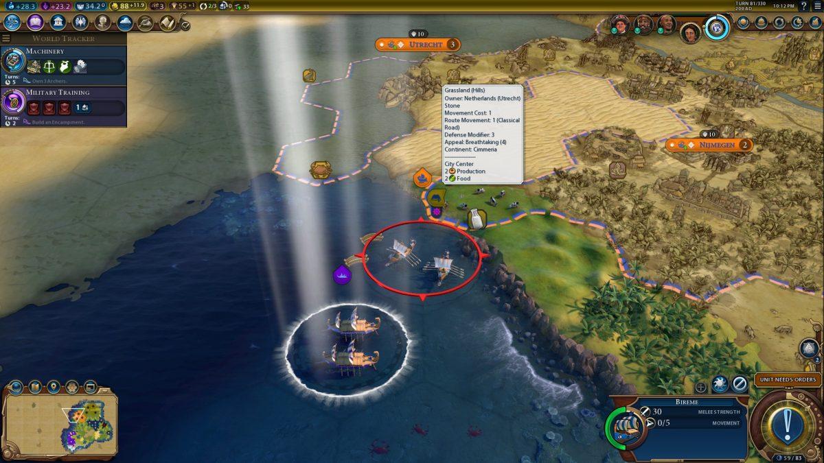 Civilization 6 Phoenicia guide: settling far and wide | PCGamesN