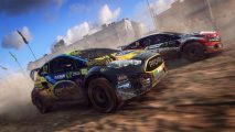 Dirt Rally 2 rallycross Ford