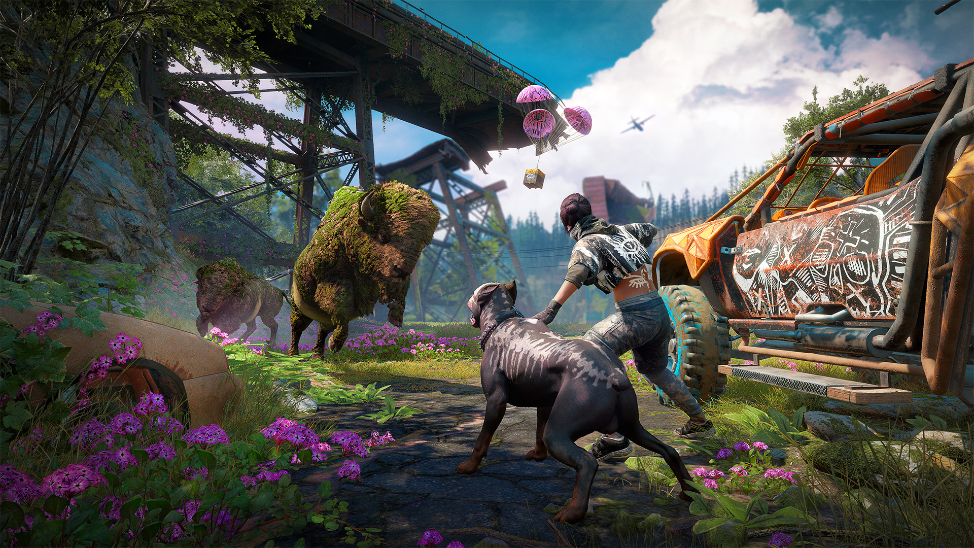 Far Cry New Dawn Perks Every Unlockable Ability To Help You Survive The Apocalypse Pcgamesn