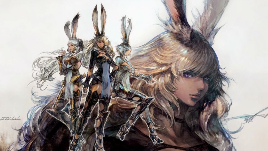 ffxiv shadowbringers release date viera new race