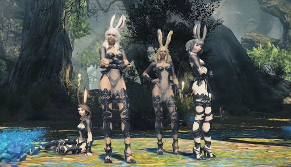 Gunbreakers And Bunny Girls Are Coming To Final Fantasy 14 Pcgamesn