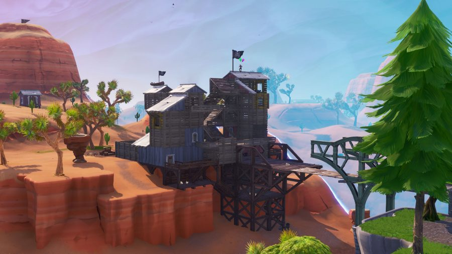 fortnite pirate camp locations