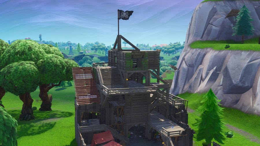 fortnite pirate camps where to visit all pirate camps in fortnite here s where you can - what does a pin do in fortnite