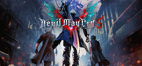 Devil May Cry 5 tile