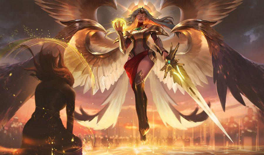 , League of Legends patch 9.16 – Pantheon rework and Hextech Rammus
